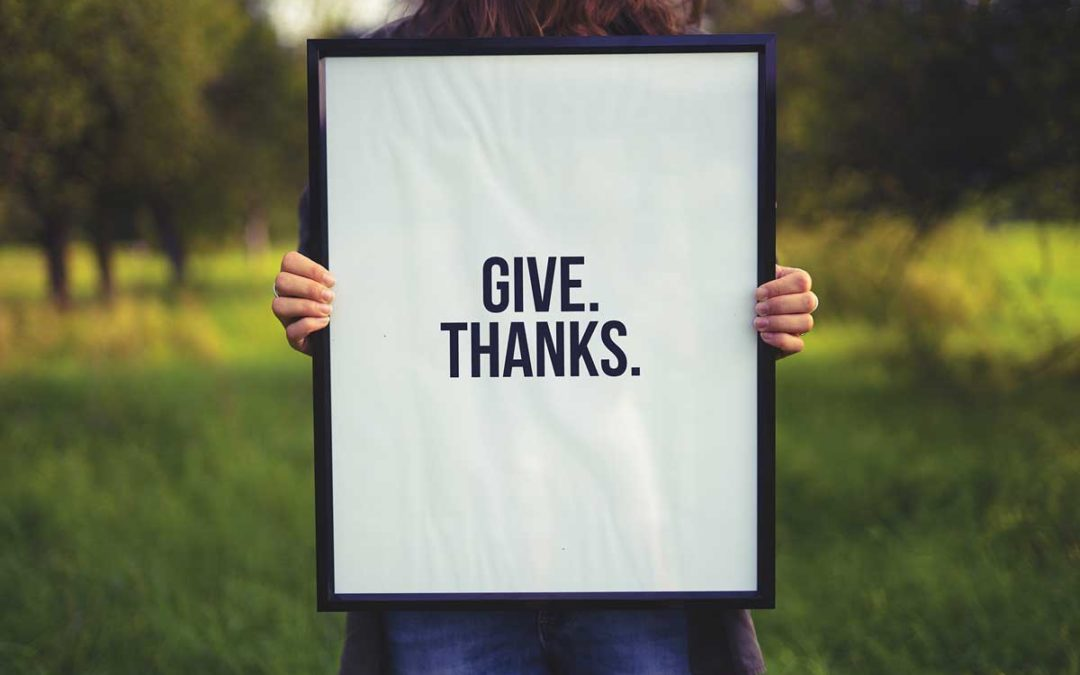 #GratitudeFridays
